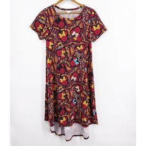 Lularoe Disney Carly Dress Classic T-Shirt Dress